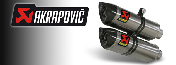 Sound, State of the Art, Performance ... this is Akrapovic
