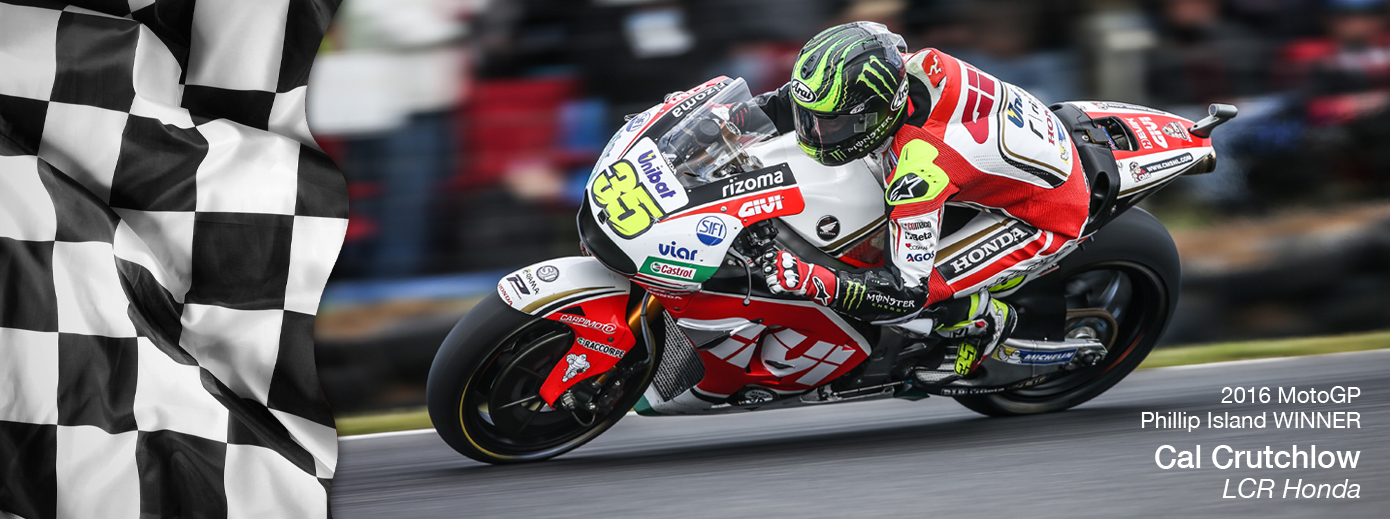 Carpi Moto is Official Sponsor of the MotoGP Honda LCR Team