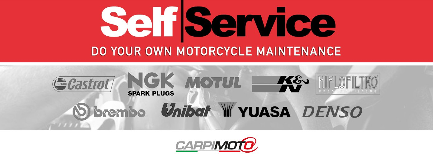 SELF SERVICE - DO YOUR OWN MAINTENANCE AT HOME