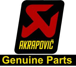 Akrapovic Exhaust Blind Rivet P-BR3