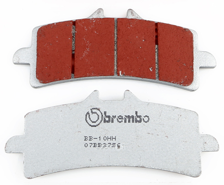 Brake Pads Brembo 07BB37SC Sintered Racing (1 couple for 1 disk)