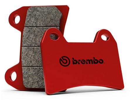 BREMBO REAR BRAKE PADS TO FIT DUCATI 1100 MULTISTRADA 07-ON