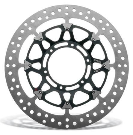 Brembo Brake Rotor 208a98511 For Ducati 899 Panigale In Brake Rotors