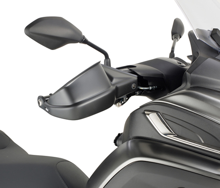 GIVI Handguards for Yamaha Tricity 300, full set , fixing hardware included