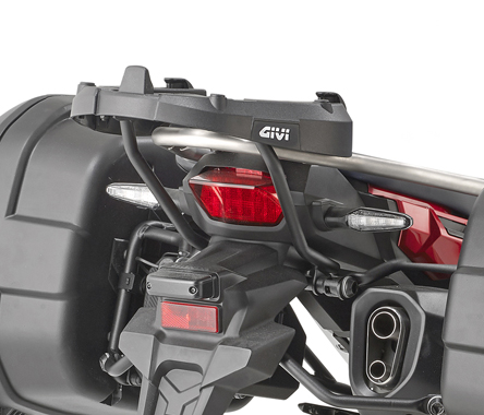 GIVI SR1161 Rear Rack Adapter for Honda CRF1000L Africa Twin Sports 2018-2019