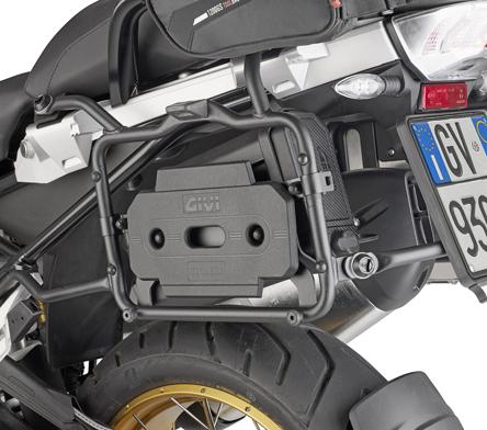 Kit Attacco Specifico Givi TL5108PLRKIT per fissare S250 Tool Box su  portavaligie Givi PLR5108 per BMW R 1200 GS 13-18 312a71842b1