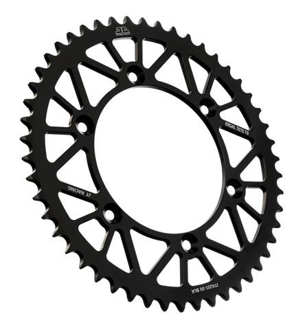 JT Sprockets JTA853.50 50T Aluminum Rear Sprocket