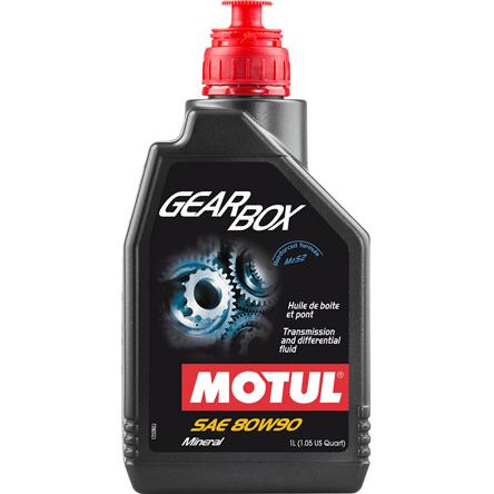 Motul Gear Oil 105787 For Moto Guzzi Ntx 350 In Engine Oil