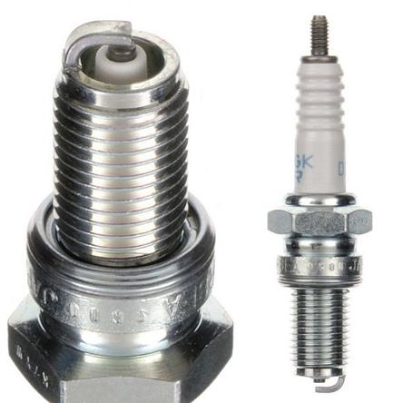 4 x NGK IRIDIUM spark plugs for Yamaha 1000 Thunderace