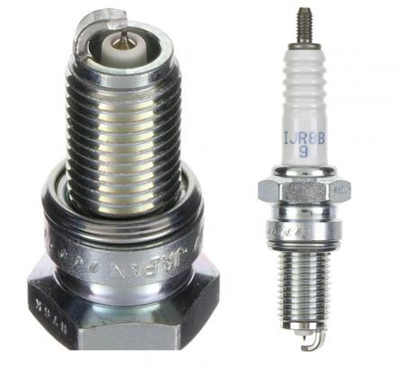 /> 01 FR9BI-11 NGK Laser Iridium Spark Plug FITS HONDA VTR1000 SP1 1000 00 4709