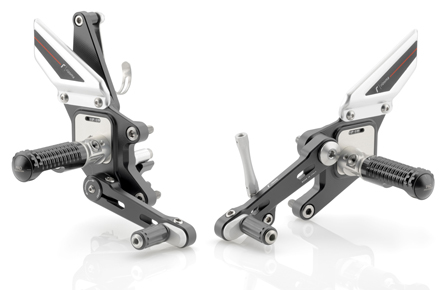 Rizoma EVO Rear Sets BMW K 1300 R