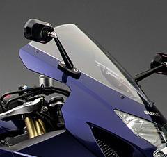 Rizoma mirror adapter bs726b for Mirror 750 x 1200