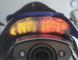 Clear Lens Led Rear Light with Integral Indicators, choose