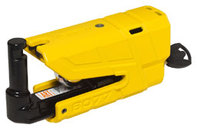 Alarm Brake Disk Lock Abus Granit Detecto X-Plus 8077 security level 18, color Yellow