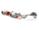 Akrapovic Complete Evolution Exhaust System for Honda CRF 450 R 17-19