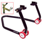 Paddock Rear Stand CM05 Black Style, sliders included