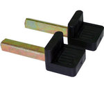 Rubber Sliders for CM stands, 1 pair