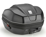 Givi WL901 Weightless Top Case, expandable from 29 to 34 Liters, fits MonoKey plate