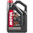 Motul 7100 5W-40, 4 liters Engine oil
