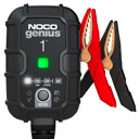NOCO Genius 1 6V & 12V 1.1A UltraSafe Smart Battery Charger