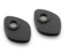 Indicator Mounting Adapters for Ducati XDiavel, pn FR235B, kit for a pair of Front indicators