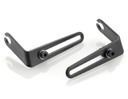Indicator Mounting Adapters for Ducati Hypermotard, Hyperstrada, kit for a pair of Front indicators