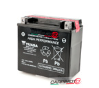 Yuasa Battery YTX14H-BS, 12A,CCA 240A, LH polarity, 150x87x145mm; High Performance