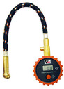 MotoGP Design Tyre Pressure Gauge, Digital BAR/ PSI/ kPa/ kg-CM reading