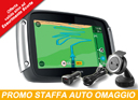 TomTom RIDER 410 Motorcycle and Car Navigator, pn 1GE0.002.04, Car Mounting Kit Included; until stock lasts