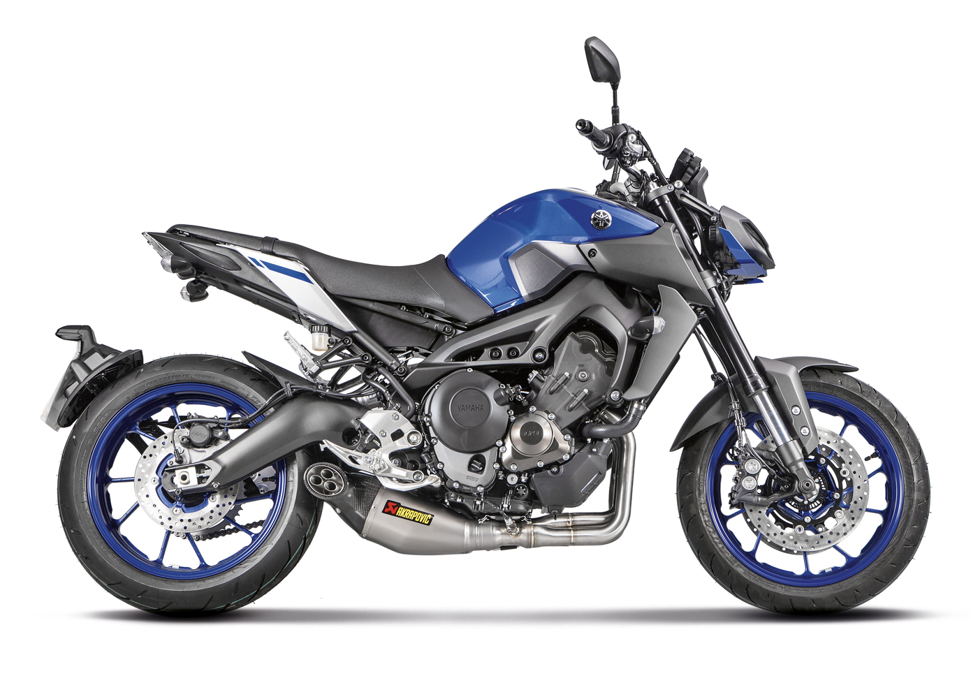 Akrapovic full exhaust s y9r8 hegeht for Yamaha exhaust systems