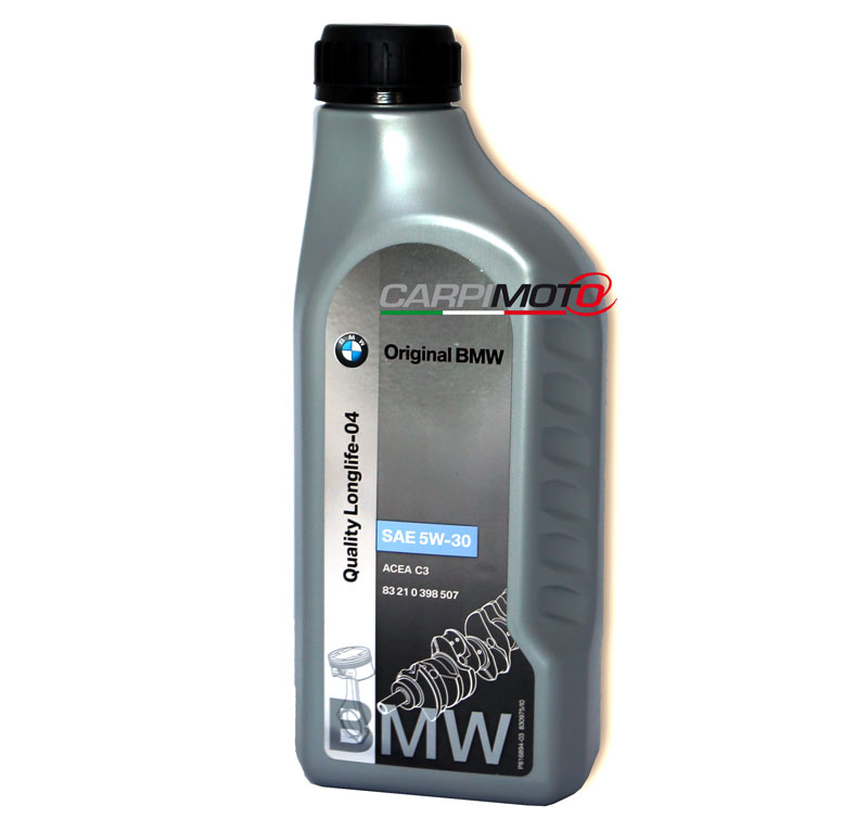 engine oil bmw ll04 5w30 for honda hornet 600 07 10 in bolts. Black Bedroom Furniture Sets. Home Design Ideas
