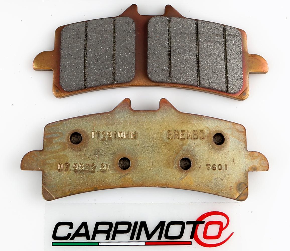 Brembo Ceramic Rear Brake Pads For KTM 2012 RC8