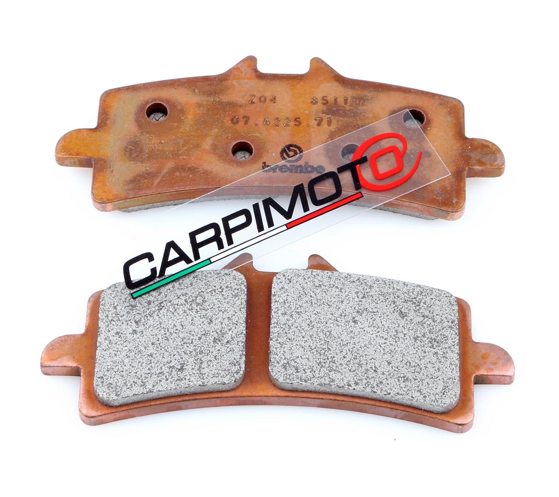 Brembo Brake Pads >> Brembo Brake Pads M497z04