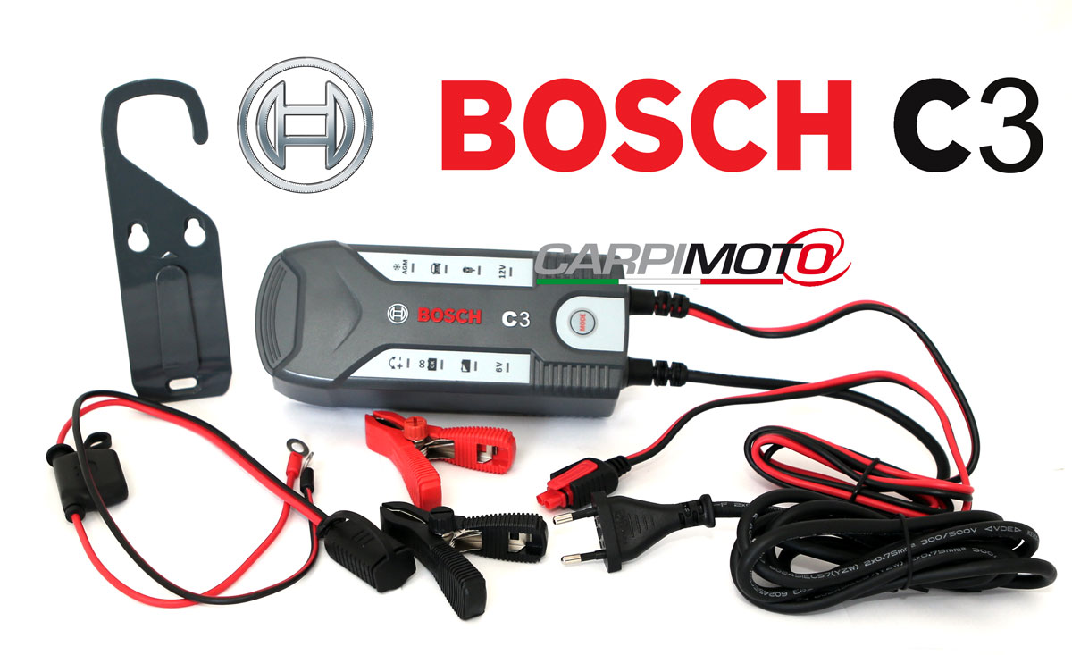 Bosch C V V Car Battery Charger