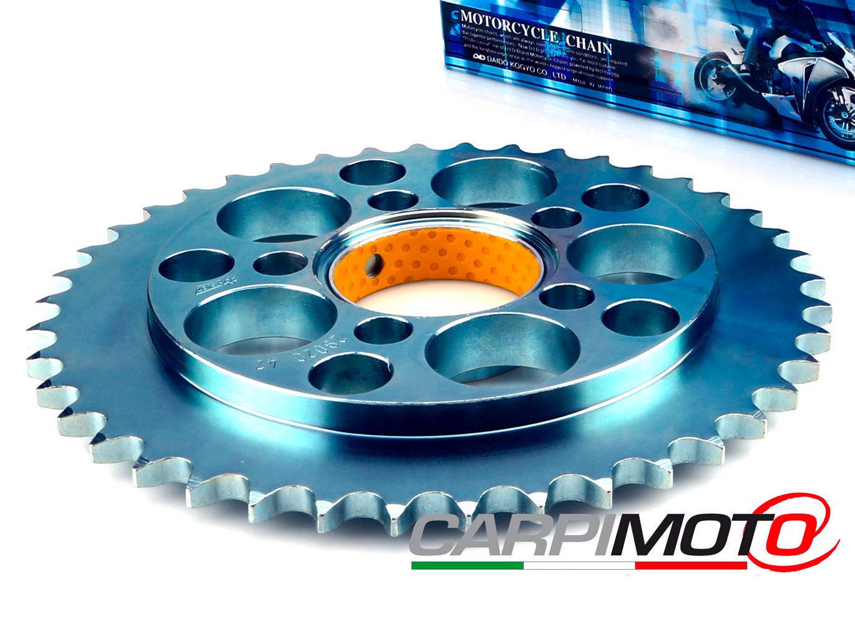 Esjot Steel Rear Sprocket 50 32075 42 Ducati S2r 800 Wiring Diagram Stainless Monster 520 Chain Teeth