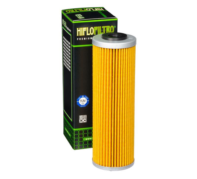Filtro de aceite HiFlo HF650/para KTM