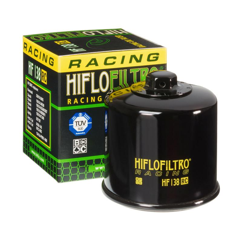 Hiflofiltro HF138RC Oil Filter
