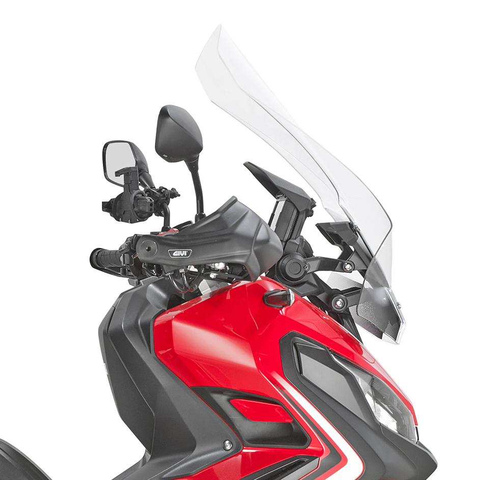 Motorrad Windschutzscheibe f/ür Honda X-ADV 2017 Givi transparent
