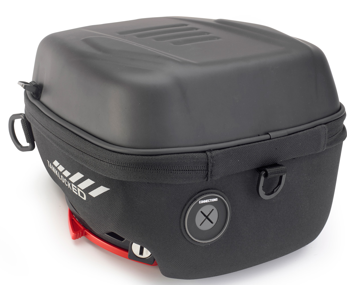 Ring Tank Bag Set for BMW R1200GS Adventure 14-18 Givi MT505 Tanklock