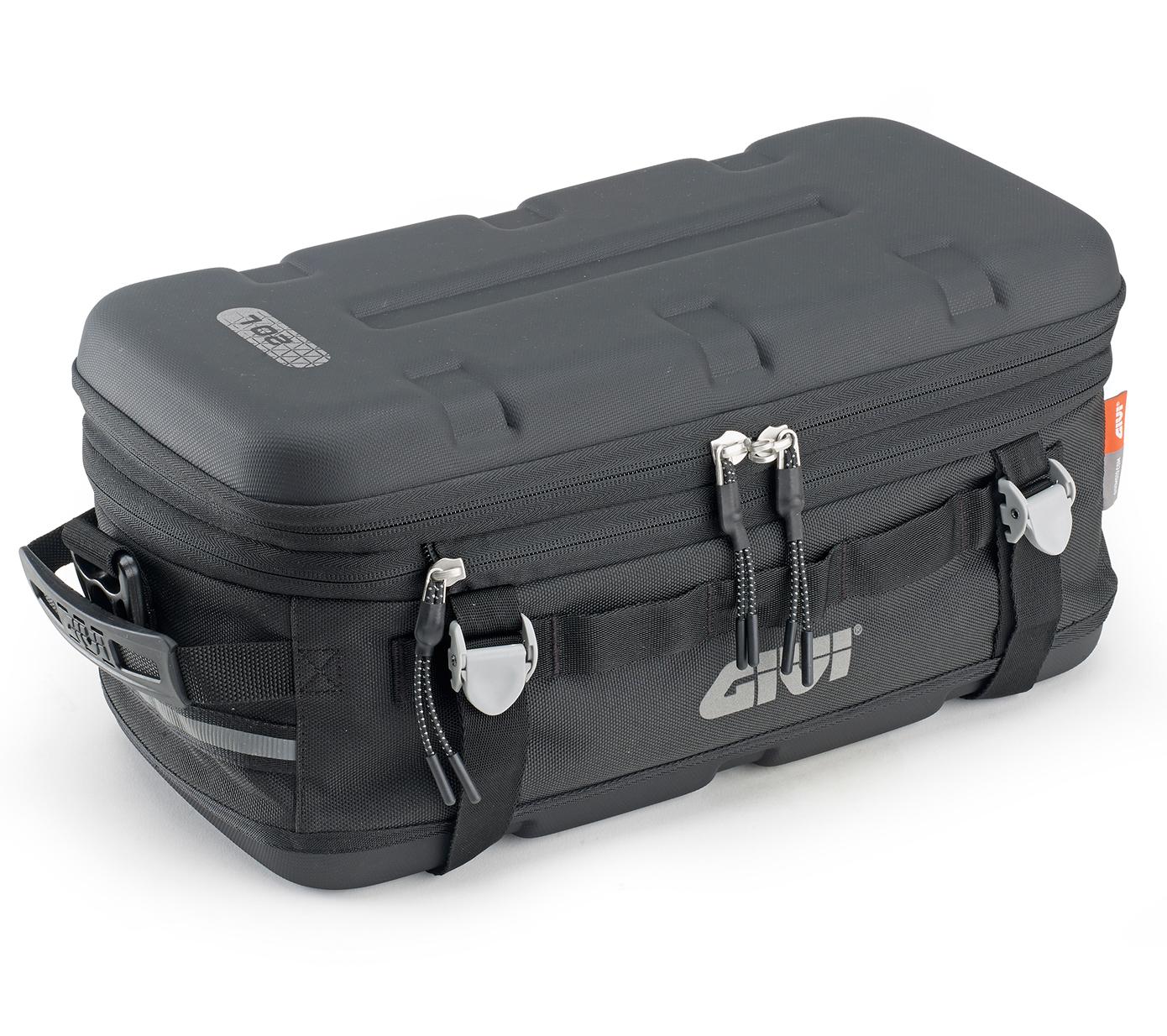 Luggage Rack Rear Tail Saddlebag Cargo Carrier For Honda CB1100 10-16 Black