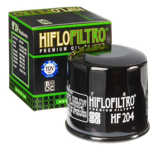 Racing Oil Filter Hiflo Filtro Honda CBF 600/2013/HF204RC New