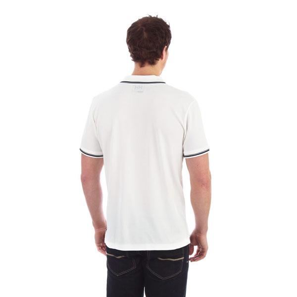 kup sprzedaż więcej zdjęć nowy przyjeżdża Polo Helly Hansen KOS SS, Tactel Dry Fabric, Summer / Winter, color White,  Size 2XL