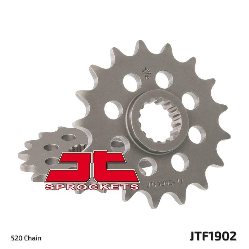 JT Front Sprocket 16T 520 Pitch JTF1902.16 KTM Duke II 640 E 2004