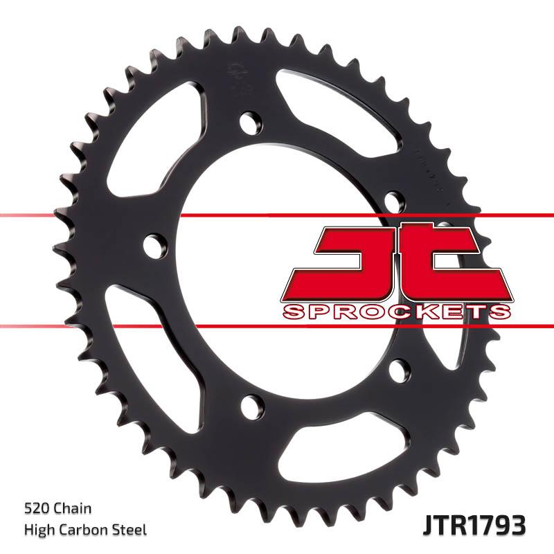 JT Sprockets Steel Rear Sprocket 43T