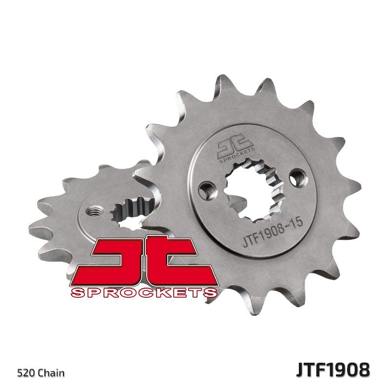 JT 520 Pitch 13 Tooth Front Sprocket JTF1901.13SC for Husaberg//Beta//KTM