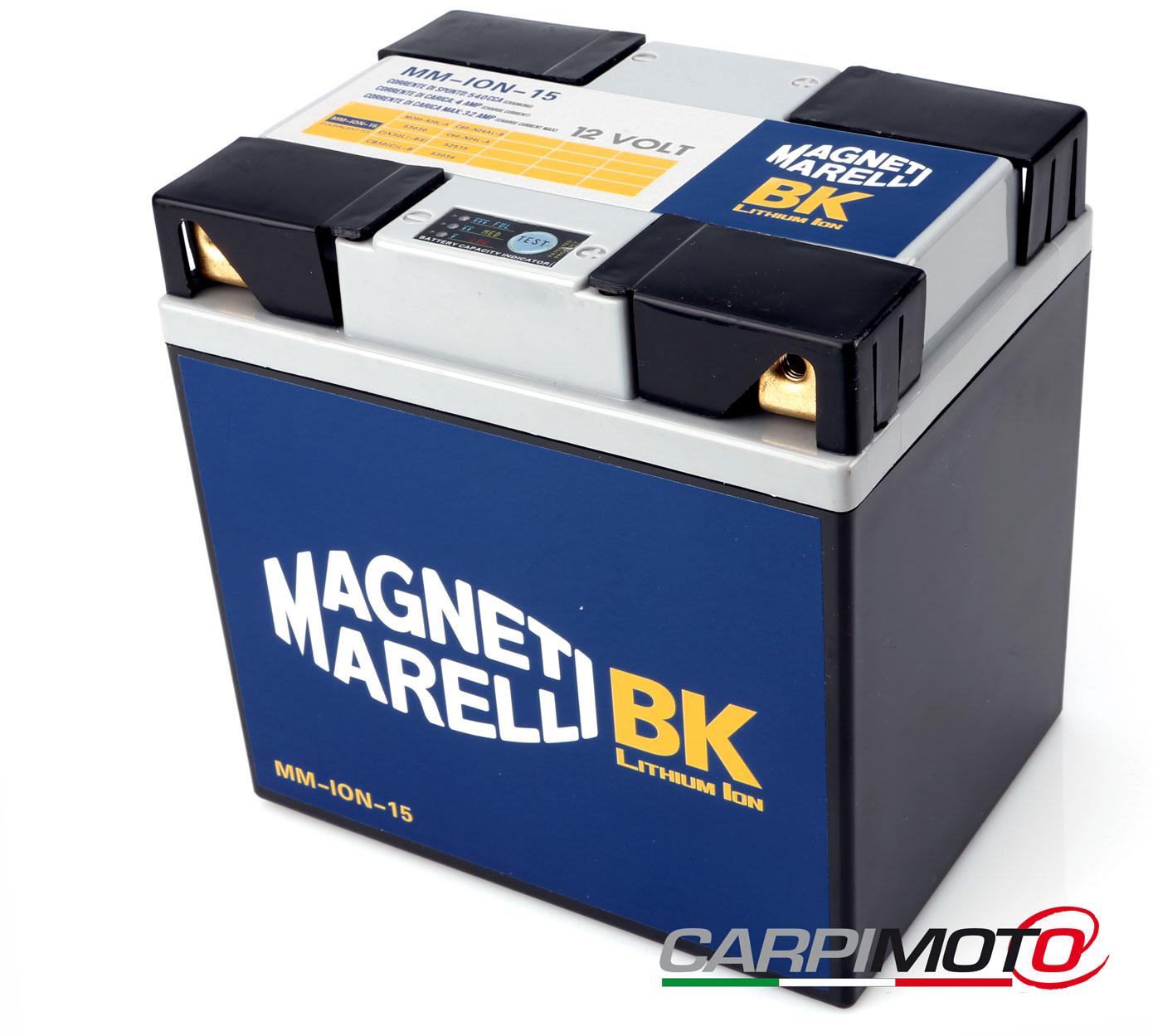 magneti marelli lithium battery mmtx30 4. Black Bedroom Furniture Sets. Home Design Ideas