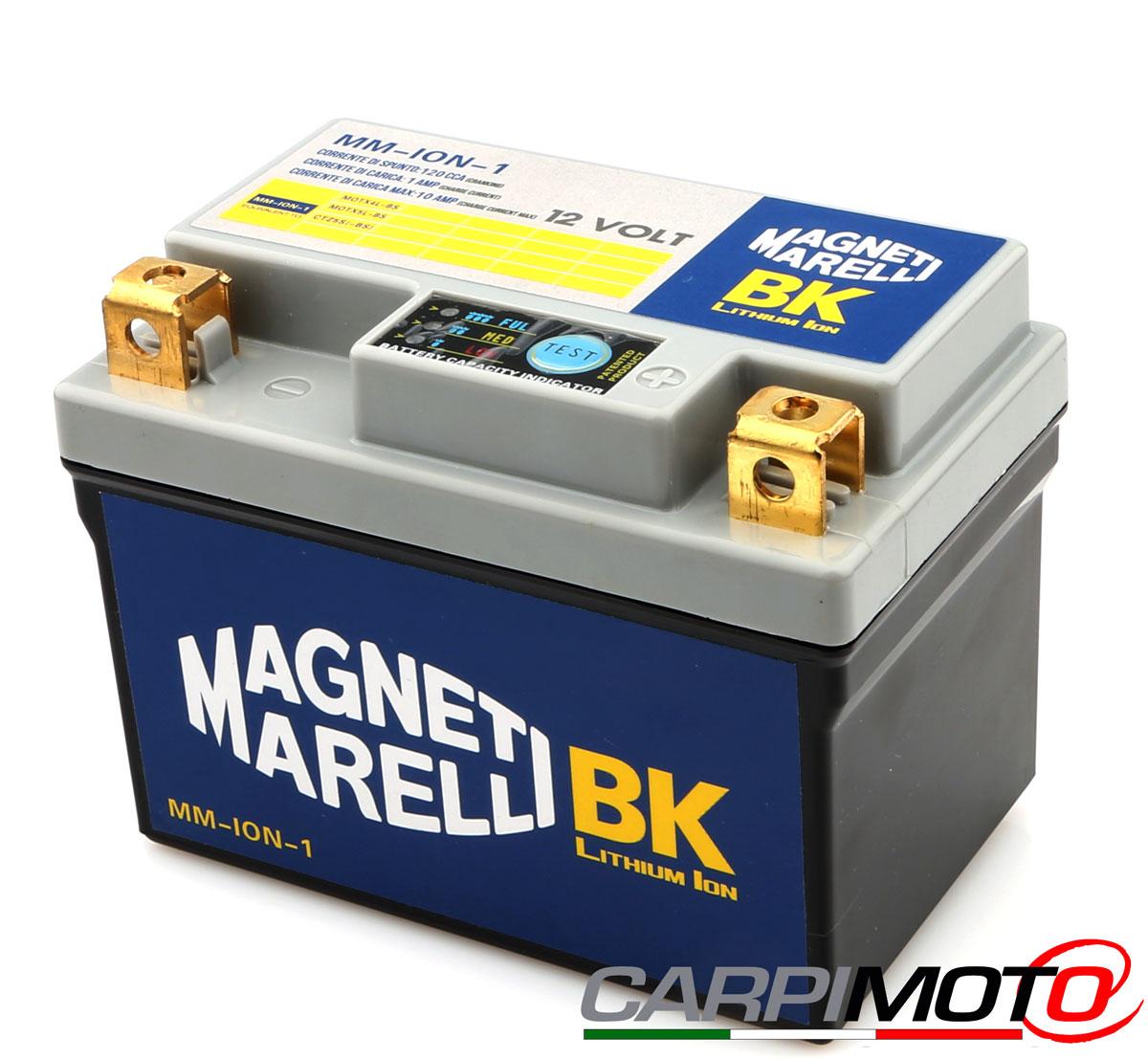 magneti marelli lithium battery mmyx5l. Black Bedroom Furniture Sets. Home Design Ideas