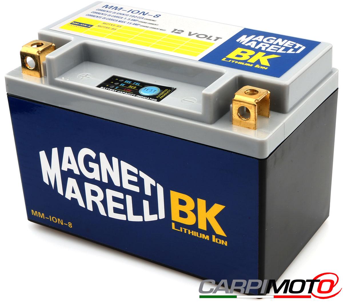 Magneti Marelli Lithium Battery Mmyx9