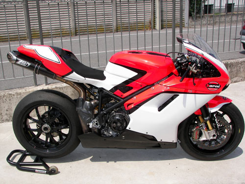 Ducati 1198s Racing Sport Bike: Plastic Bike Solo Seat VTR1201 For Cagiva Mito 125