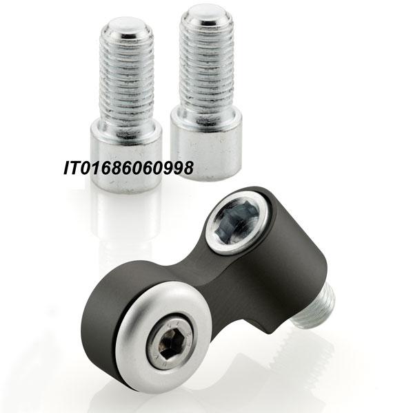 Rizoma Mirror Adapter BS715B (BS715B)